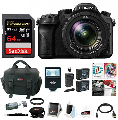 Panasonic DMC GH4 Mirrorless Digital 14 140mm