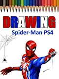 Drawing Spider-Man PS4