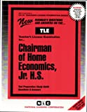 Chairman, Home Economics, Jr. H. S., Rudman, Jack, 0837381622
