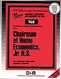 Chairman, Home Economics, Jr. H. S. 9780837381626