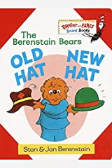 Old Hat New Hat (Bright & Early Board Books(TM)) Board book