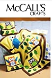 McCALL'S M6482 OWL QUILT & PILLOW SET Sewing Pattern