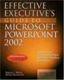 Microsoft PowerPoint 2002, Stephen L. Nelson and Michael Buschmohle, 1931150001