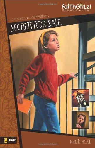 Secrets for Sale (Faithgirlz! / Boarding School Mysteries)
