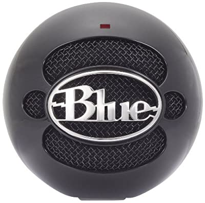 Blue Microphones Snowball USB Microphone by Blue Microphones