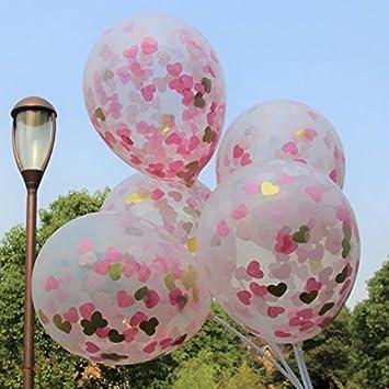 10pcs Black/&white/&Gold Confetti Balloons Rzctukltd 10pcs 12 Foil Latex Confetti Balloon Set Wedding Birthday Hen Party Baby Shower