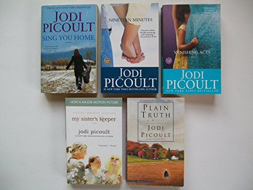 vanishing acts by jodi picoult essay On my jodi picoult binge, i've just finished vanishing acts, another one of her  works i wasn't as hooked or impressed with this novel, but i still.
