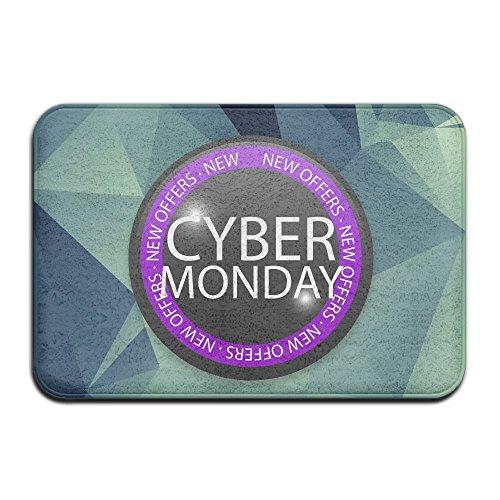 Symbol Internet BargainWelcome Doormats Entry Way Indoor And Outdoor Mat , 16X24 - Internet Sales Monday