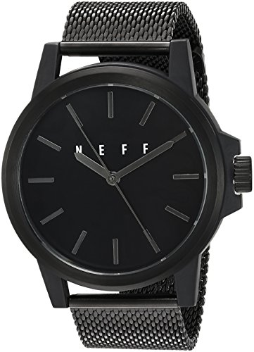 neff Chinese-Automatic Sport Watch with Alloy Strap