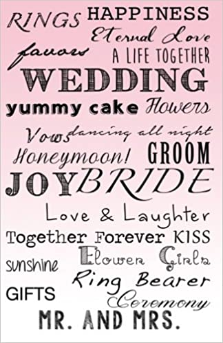 Amazon.com: Wedding Journal (Bridal Journal, Bride's Notebook ...