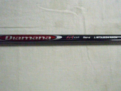 Callaway I-MIX Mitsubishi Rayon Diamana Red Board Shaft (Stiff, ION Plated) RARE (Diamana Board Red)