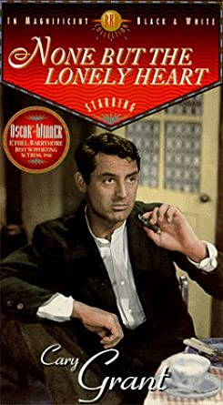b06279024 Amazon.com: None But the Lonely Heart [VHS]: Cary Grant, Ethel ...