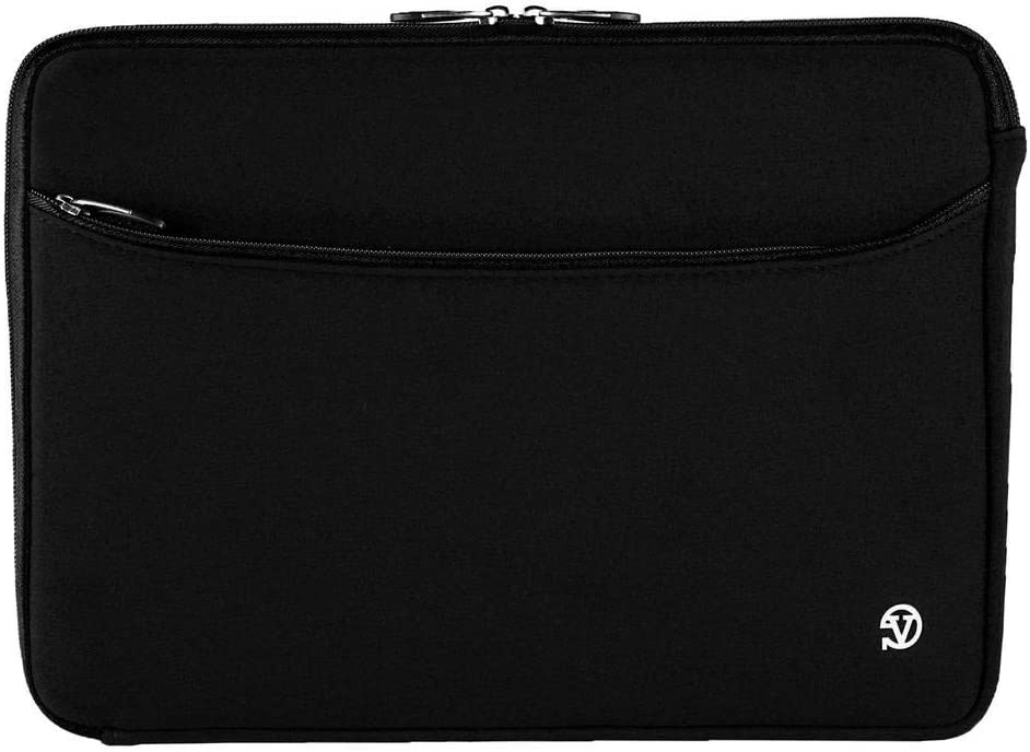 Water Repellent Neoprene Laptop Sleeve 17.3 Inch for MSI GP73 Leopard, GL73 8RD, GP72MX Leopard, GL72M 7RDX 800, Lenovo ThinkPad P71, Asus ROG Strix GL703, Acer Predator Triton 700, Dell Inspiron 17