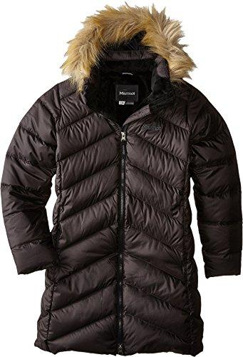 Marmot Big Girls' Montreux Coat (Kid) - True Black - Large by Marmot