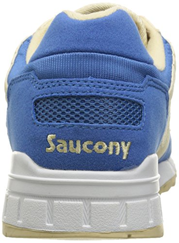 blu Sneaker suede Cream in Saucony Blue 5000 Shadow e nylon nA4w0prAIq