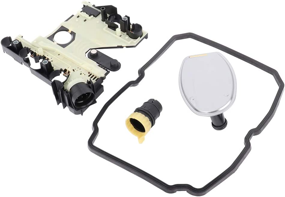 SCITOO 1402701261 2035400253 Automatic Transmission Conductor Plate Connector with Filter Gasket Kit Fit for 2005-2008 Dodge Magnum 2005-2013 Jeep Grand Cherokee 2004-2010 Mercedes-Benz Sprinter