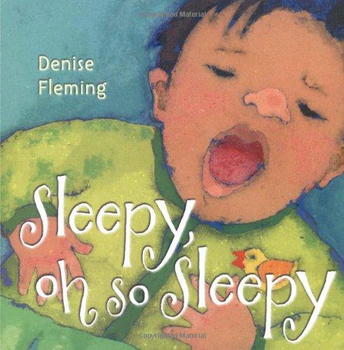 Download Sleepy, Oh So Sleepy pdf epub