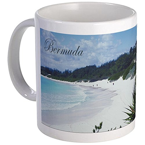 Bermuda Mug - CafePress Bermuda Beach Mug Unique Coffee Mug, Coffee Cup