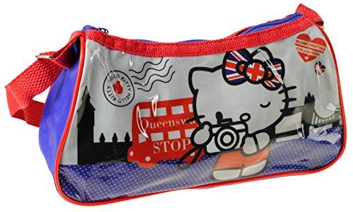Immerschön Kindertasche Hello Kitty London Handtasche Umhängetasche