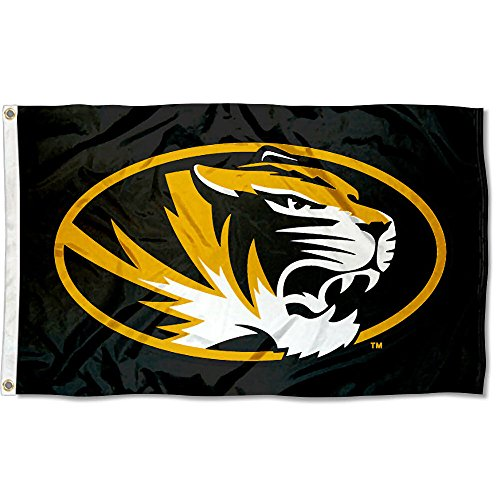 College Flags and Banners Co. Missouri Tigers Mizzou Flag