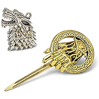 CustomUSB FDC-0368-8G CustomUSB 8GB Game of Thrones Hand of the King Pin USB Flash Drive (FDC-0368-8G)