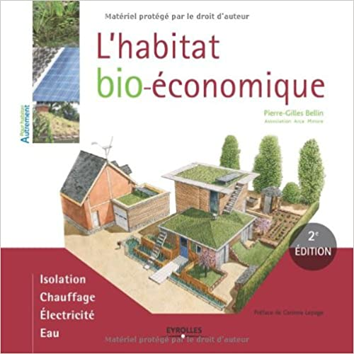 Télécharger en ligne L'habitat Bio-économique pdf epub