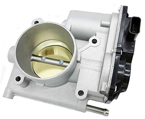 OKAY MOTOR Throttle Body for 2006-2013 Mazda 3 Mazda 5 Mazda 6 Non Turbo 2.0 2.3L