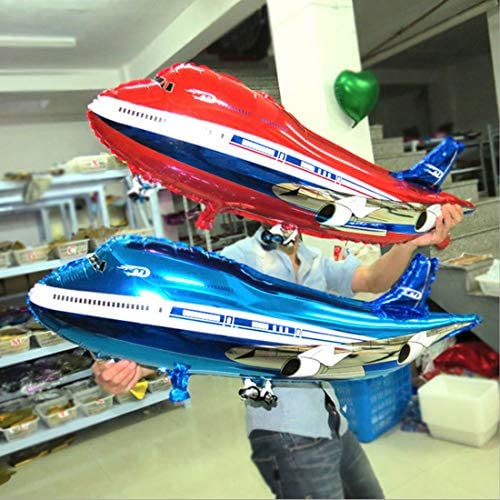 アルミバルーン 5個 オリジナルセット ビックサイズ 装飾 誕生日 アルミ風船