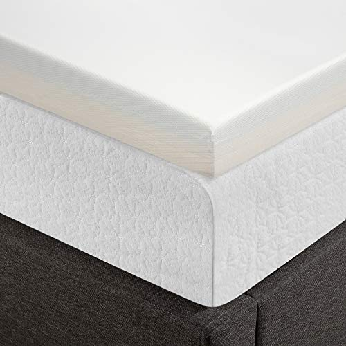 greatest Price Mattress 4 memory expanded polystyrene Mattress Topper Twin XL