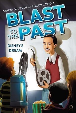 book cover of Disney\'s Dream