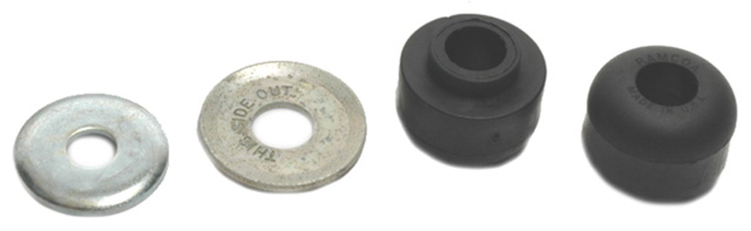 ACDelco 45G13012 Professional Rear Leaf Spring Bushing Shackle