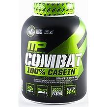 MusclePharm Combat Casein Supplement, Chocolate Milk, 4 Pound