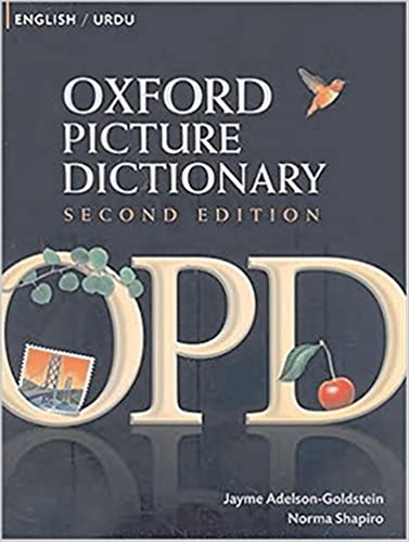 Oxford Picture Dictionary English Urdu Bilingual Dictionary For