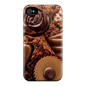 Flexible Tpu Back Cases Covers For Iphone - 4/4s