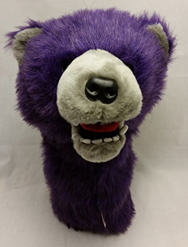 Daphne's Purple Grizzly Bear 460cc Headcover]()