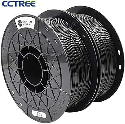 Filamento para impresora 3D CCTREE ST-PLA, carrete de 2 kg (4.4 ...