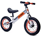 Gostorechoice Kids Balance Bike No Pedal Learn to Ride Pre Bike Adjustable Height Age 2-6