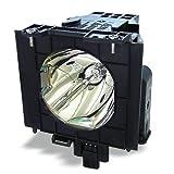 GOLDENRIVER ET-LAD57 Replacement Lamp with Housing for PANASONIC PT-DW5100 / PT-D5700L / PT-D5700 / PT-D5700E / PT-D5700EL / PT-D5700U / PT-D5700UL