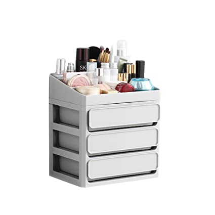 Awe Inspiring Desktop Makeup Organizer Drawers Baffect Cosmetics Storage Box Division Office Desk Organiser Desktop Stationery Storage Box Makeup Organiser For Interior Design Ideas Skatsoteloinfo