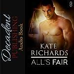 All's Fair | Kate Richards