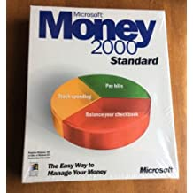 Microsft Money 2000 Standard