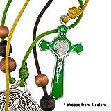 "VILLAGE GIFT IMPORTERS 12"" Saint Benedict Home"