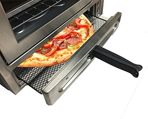 Amazon.com: Avanti Products PPO84X3S-IS Pizza Oven, Stainless Steel: Kitchen & Dining