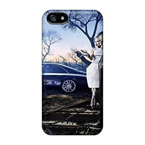 Durable Protection Case Cover For Iphone 5/5s(wreckage)