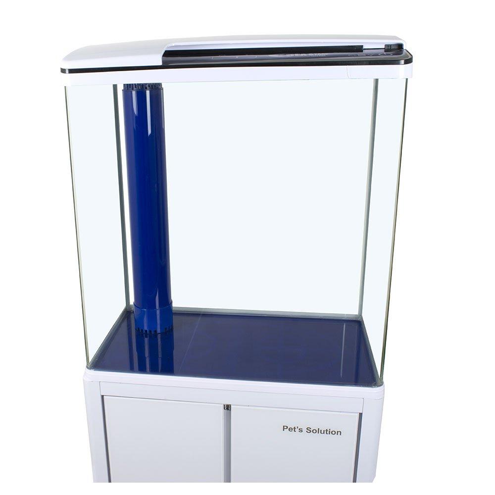 Acuario marino completo con sistema sump y mueble 125 litros: Amazon.es: Productos para mascotas