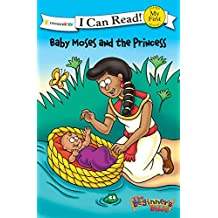 The Beginner's Bible Baby Moses and the Princess (I Can Read! / The Beginner's Bible)