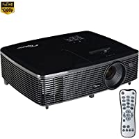Optoma HD142X Full HD 1080p 3D DLP Home Theater Projector - (Certified Refurbished)