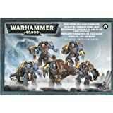 Warhammer 40K: Space Wolves - Wolf Guard Terminators