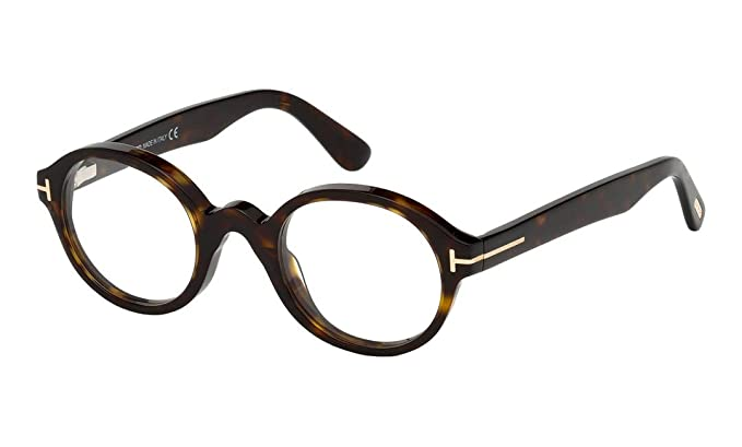 42dad884592 Image Unavailable. Image not available for. Color  Eyeglasses Tom Ford FT  5490 052 round frame ...