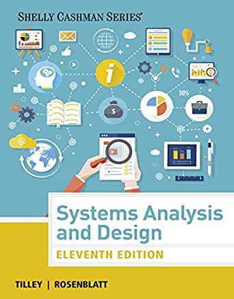 Systems Analysis And Design Shelly Cashman Series 011 Tilley Scott Rosenblatt Harry J Ebook Amazon Com